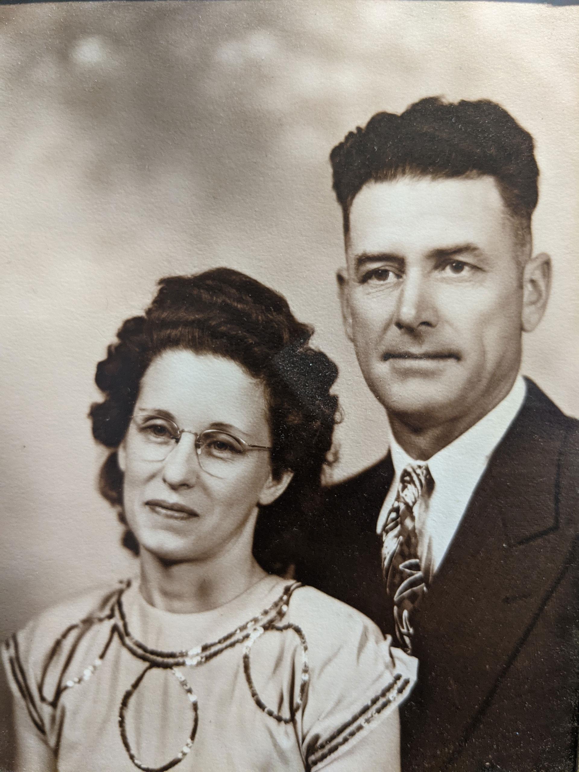Ernest + Myra
